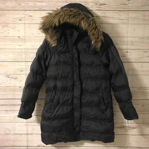 NWT Marc New York Puffer Jacket Winter Fur Medium